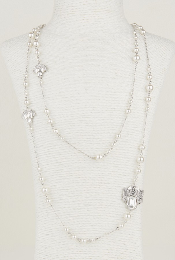 """Perles"" necklace"