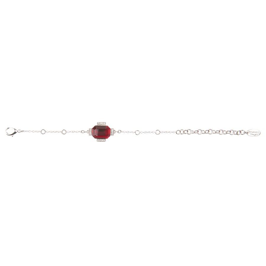 """Small """"Eclat"""" bracelet red"""