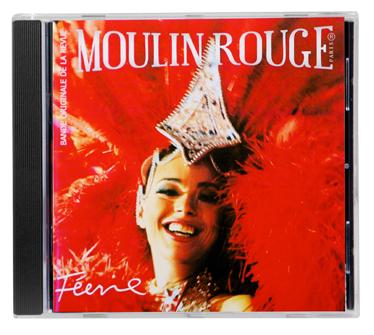 CD musique Moulin Rouge Féerie