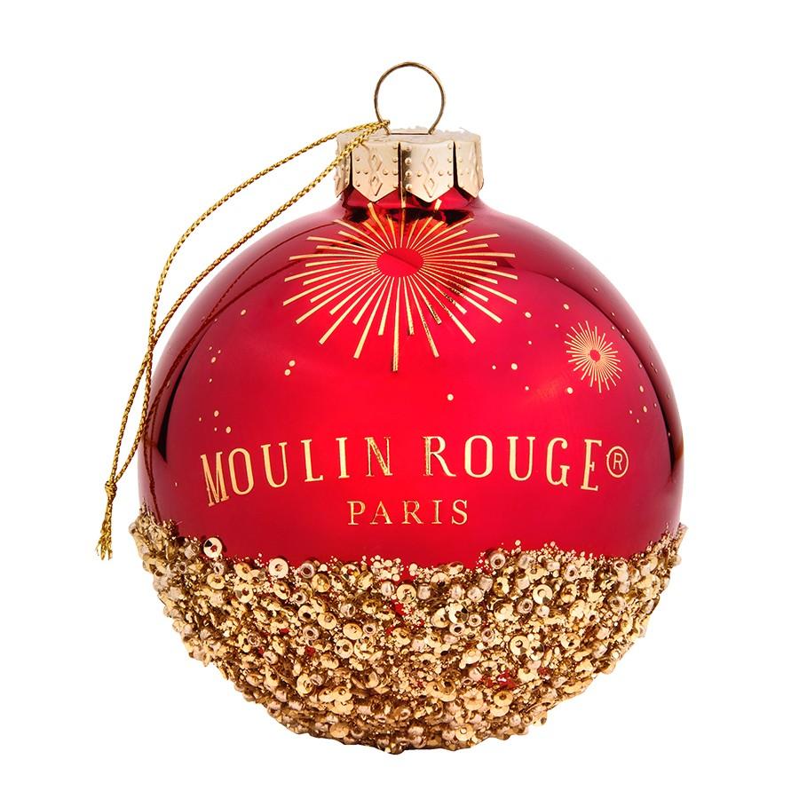 Boule de Noël Sequins