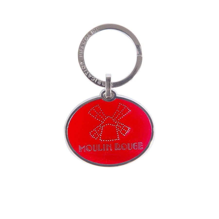 Porte clés rond