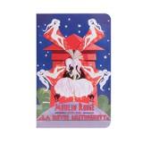 Carnet broché 11x17 - La Revue Mistinguett