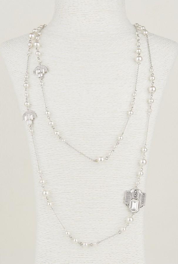 """Perles"" necklace"