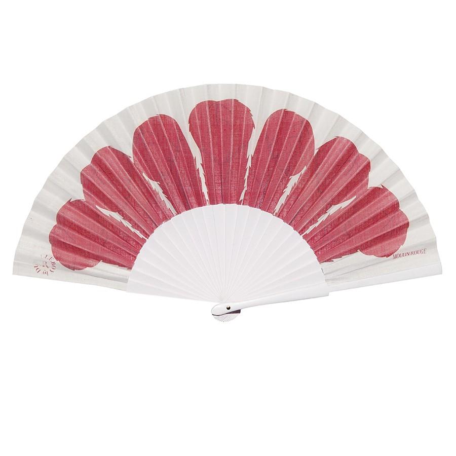Feathers hand fan