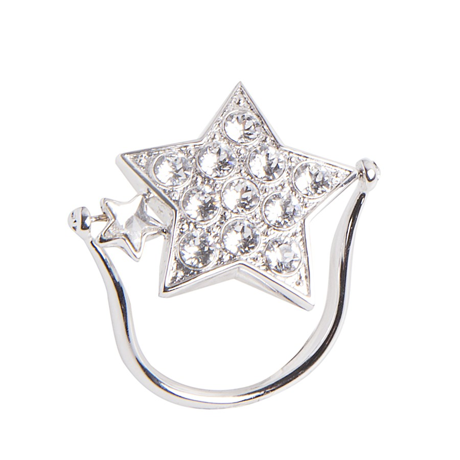 Scintillante 1-star ring