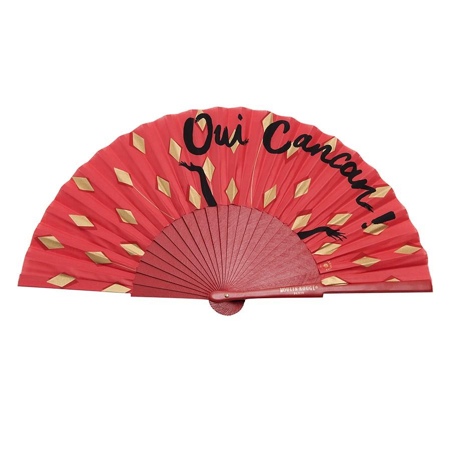 Oui Cancan Hand fan