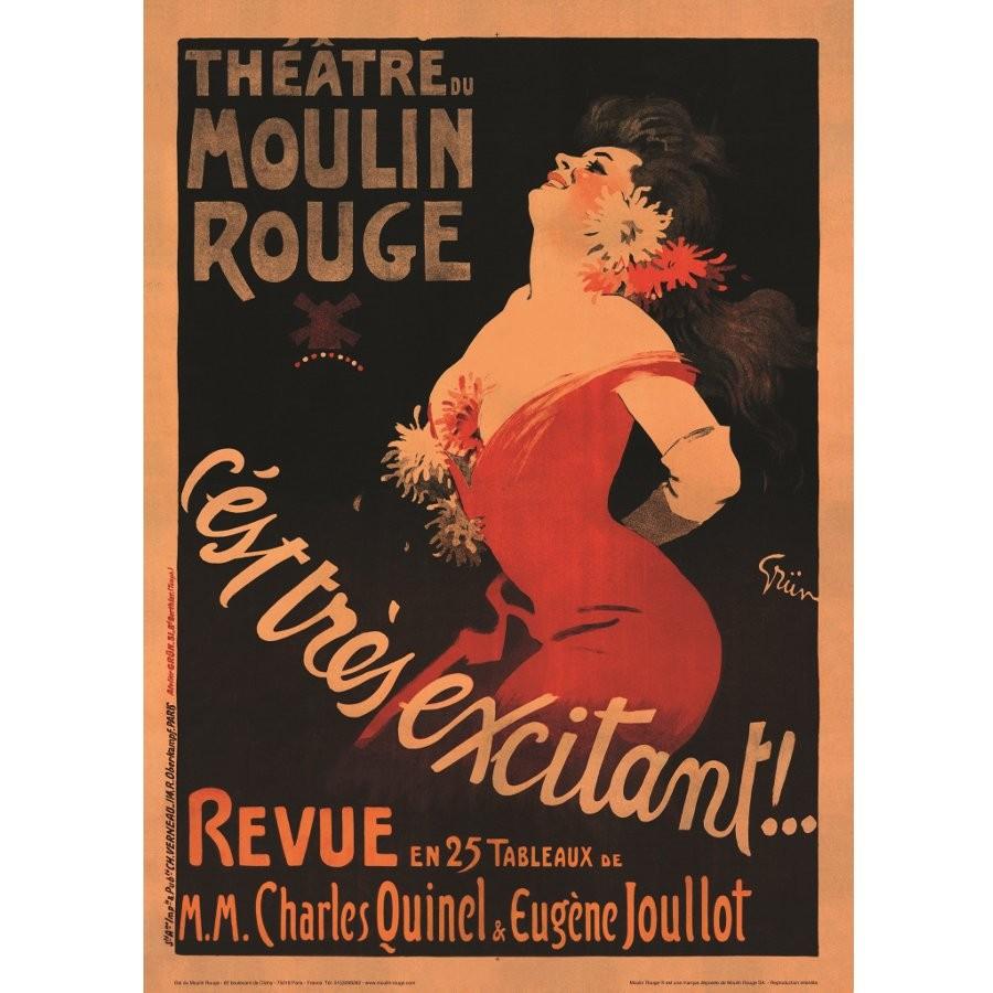 """Moulin Rouge """"C'est très excitant""""* poster"""