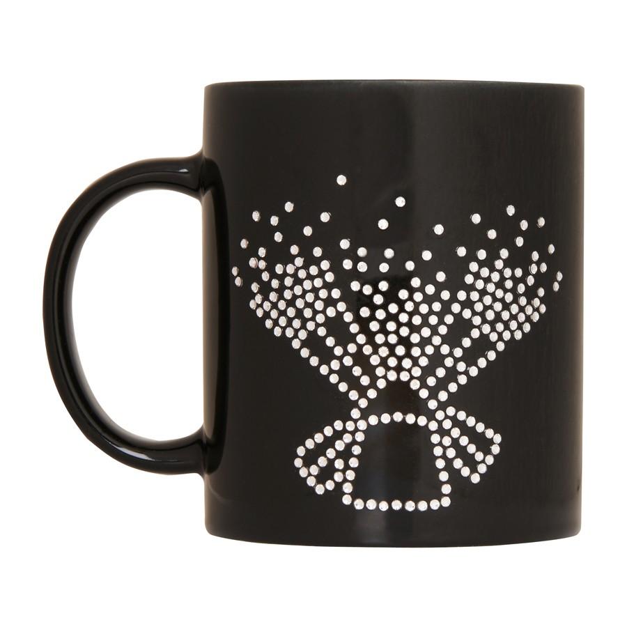 Swarovski® crystals Moulin Fireworks  Mug