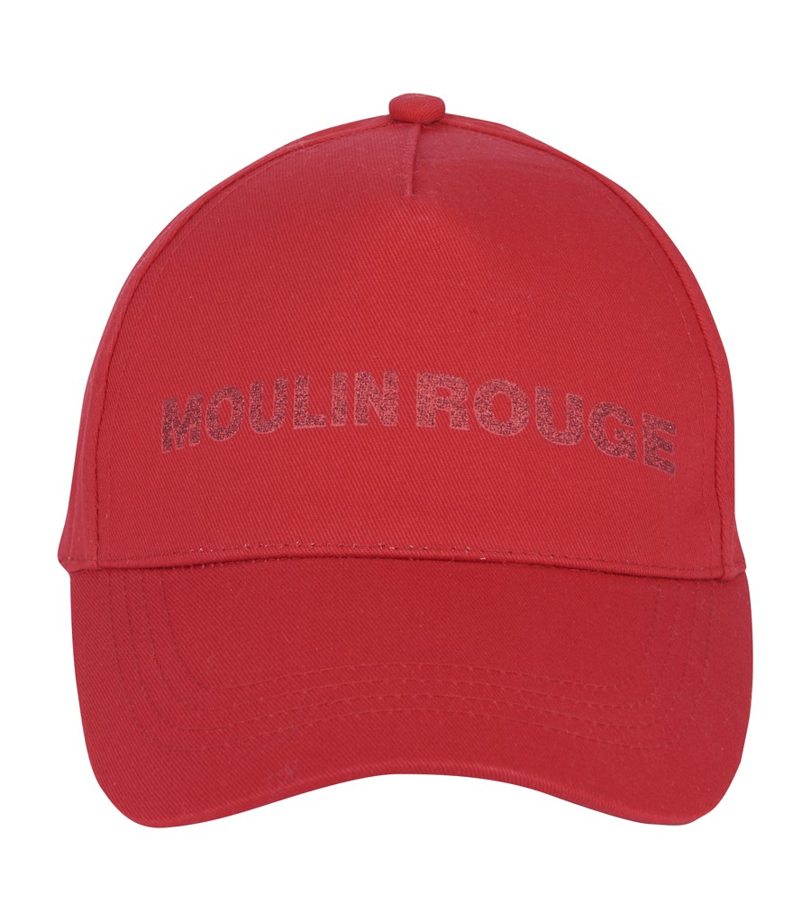 Moulin Rouge Glitter cap