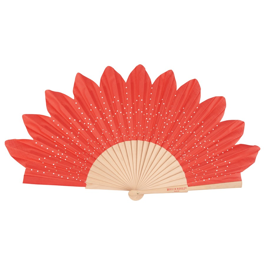 Belle de nuit Hand fan