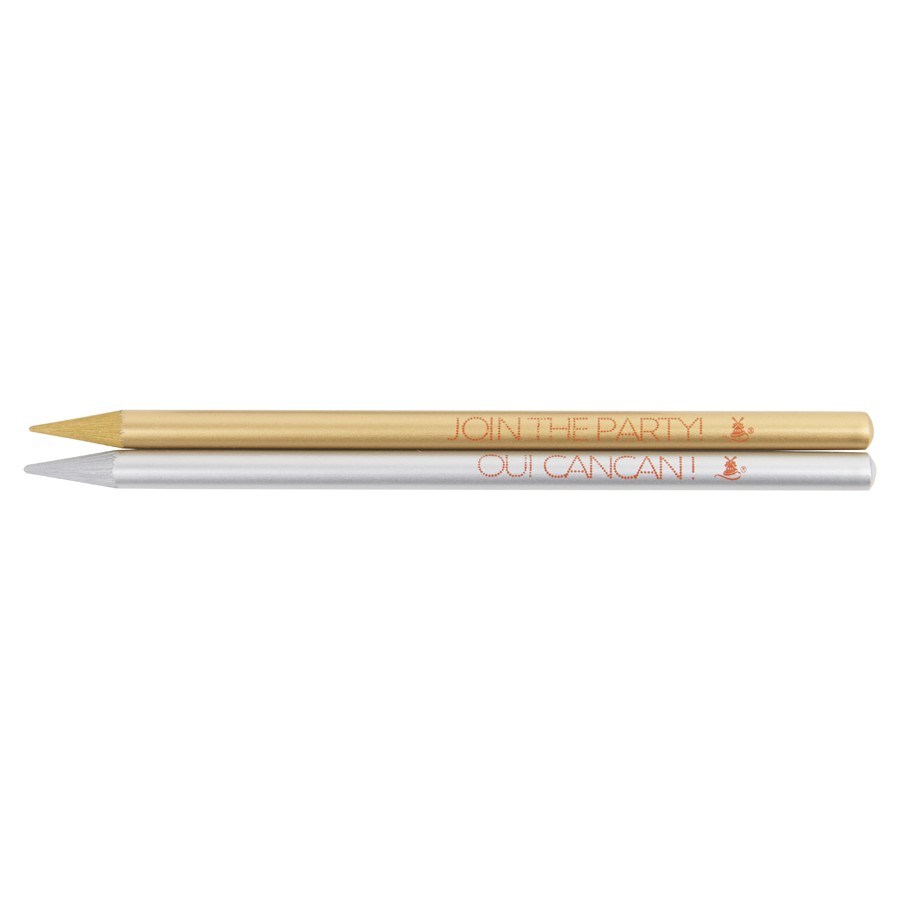 Silver & Gold pencil kit