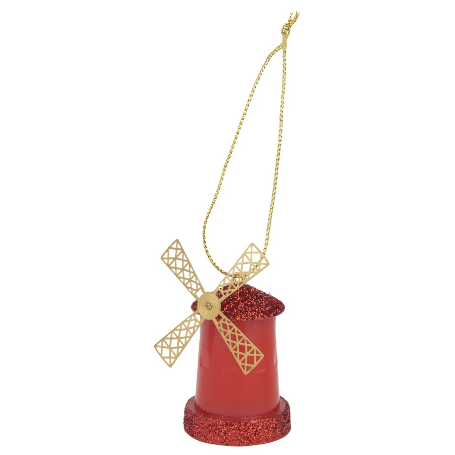 Christmas Moulin Rouge Hanging decoration