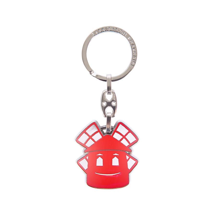 Smile key ring