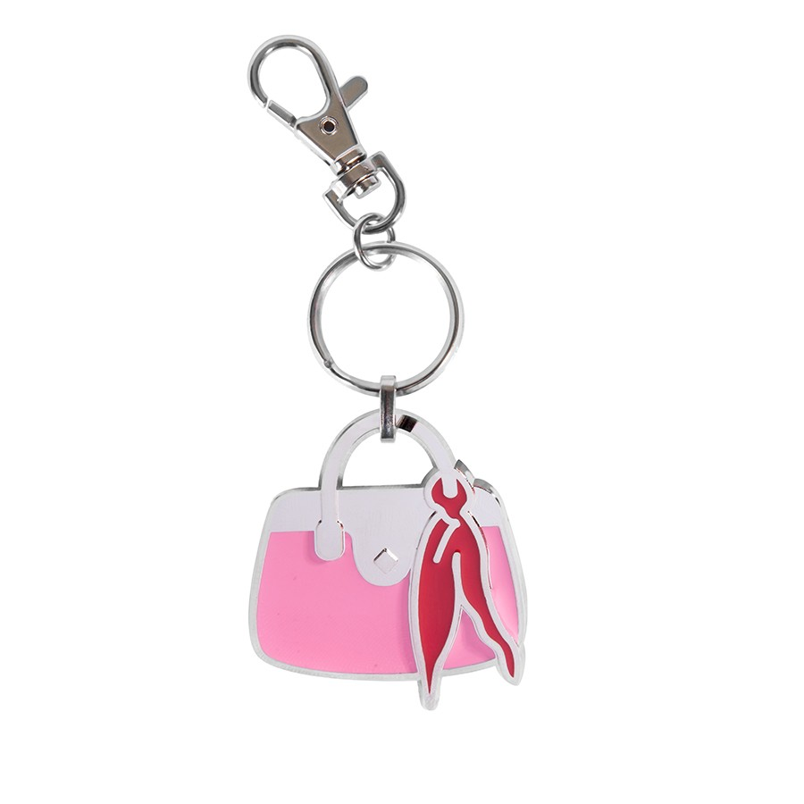 Handbag key ring