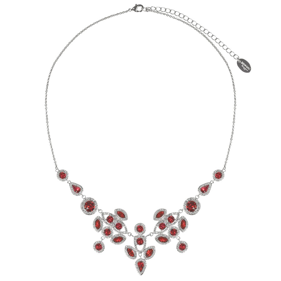 """Rouge Crush"" Necklace"