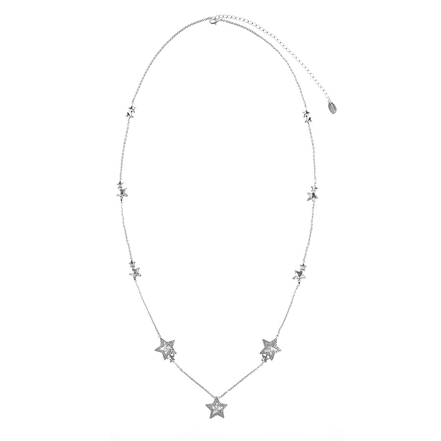 Scintillante long necklace