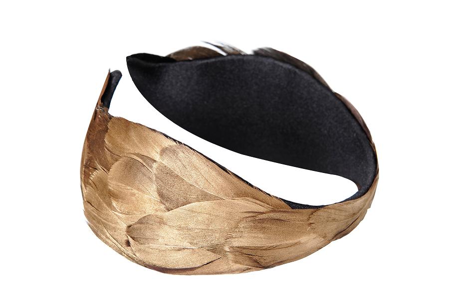 Golden Feather headdress