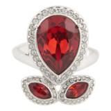 Rouge Crush Ring