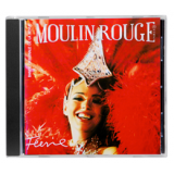 CD Moulin Rouge soundtrack Féerie
