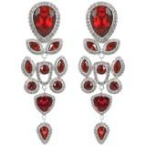 Rouge Crush long earring