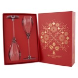 Champagne flutes glass box