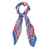 """Silk scarf """"Gambettes"""""""