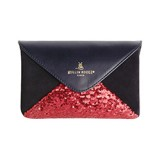 Moulin Rouge-Rouge 3 in 1 Leather Pouch